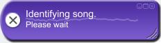 Tunatic пытается распознать мелодию